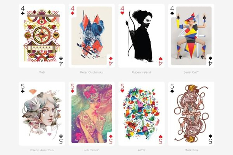 collezionare carte da gioco