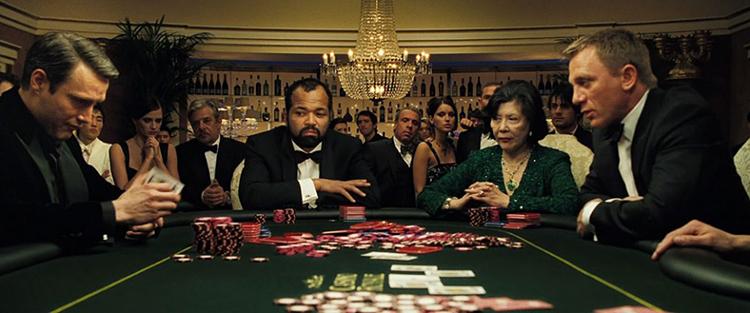 Il Poker nel Cinema